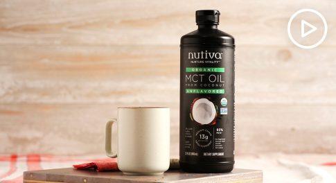 Mocha MCT Oil Latte Recipe