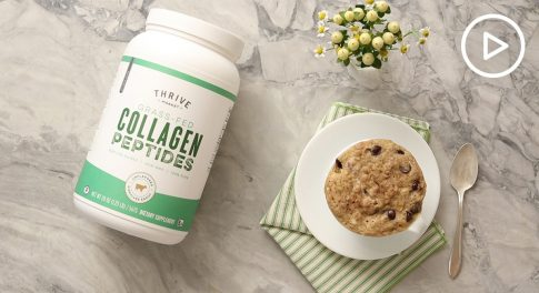 Collagen Mug Muffin Recipe