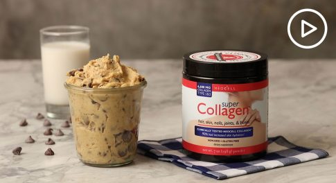Gluten-Free Edible Cookie Dough Recipe
