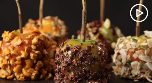 Dairy-Free Caramel Apples Recipe