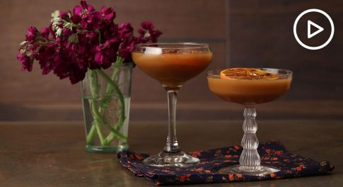 Cold Brew Coffee Martini Recipe