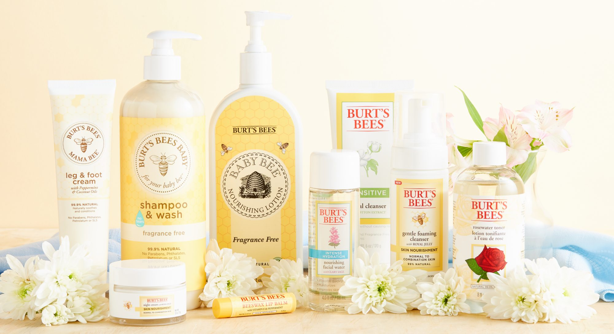Get the Buzz On One Beauty Company That's Helping the Planet, One Bee at a Time