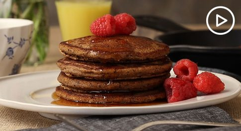 Paleo Coffee Pancakes Recipe