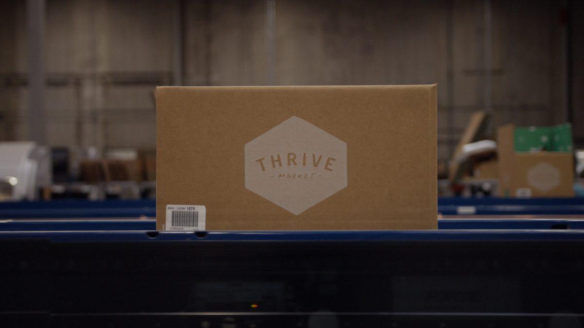 Thrive Market Distribution Center