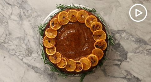 Gluten-Free Olive Oil Cake Recipe