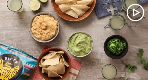Double Dip—2 Delicious Ways to Dress Up Chips
