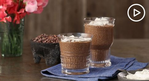 Coffee Chia Pudding Recipe