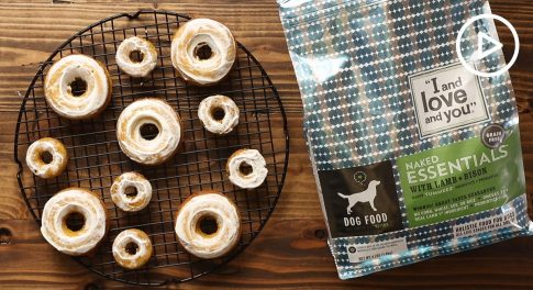 Doggie Donuts Recipe
