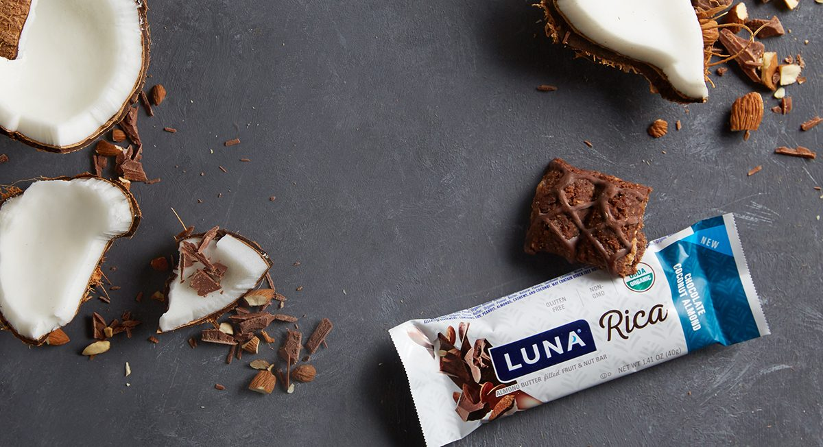 Partnering With LUNA Bar to Champion Women's Equality