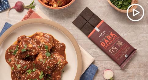 Chicken With Chocolate Mole Recipe
