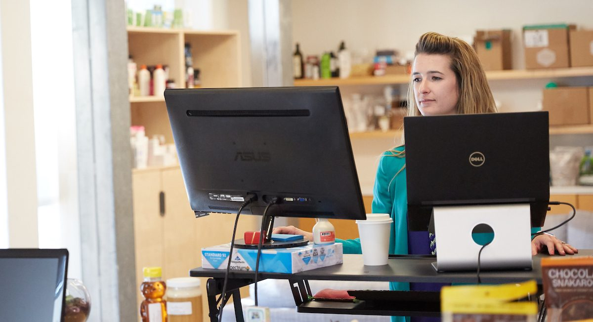 Jenna Standing Desk