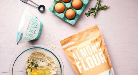 Cooking With Almond Flour