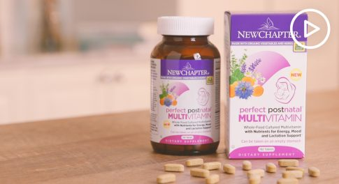 Done With Prenatal Vitamins? Time for Postnatals!