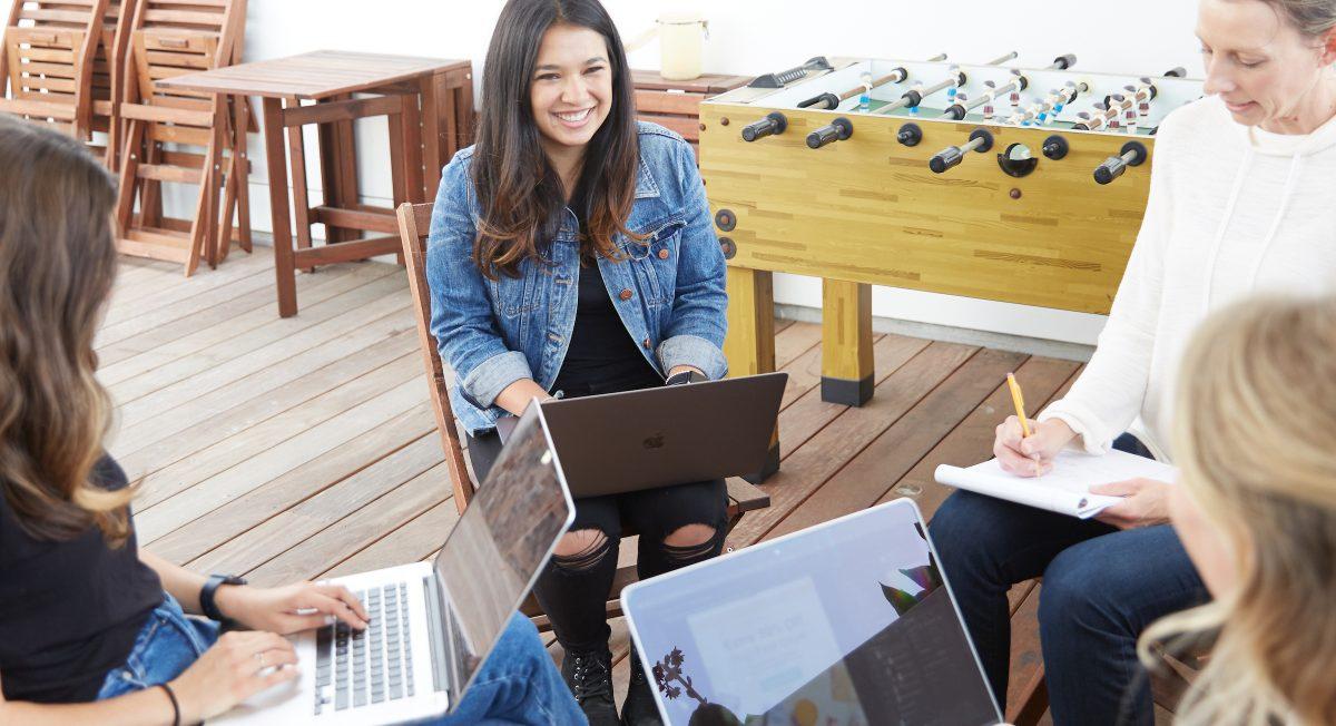 Startup Stories: Jamie Levine