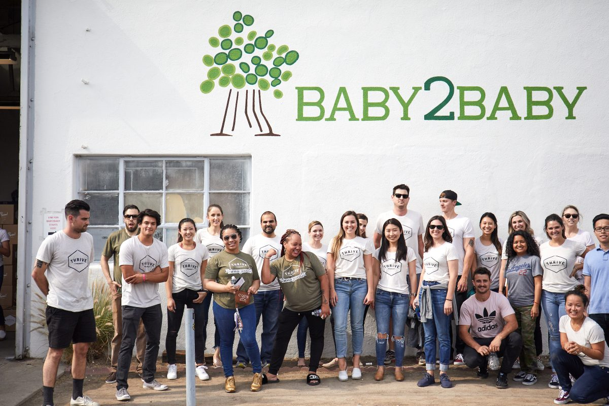 Baby2Baby Volunteer Day