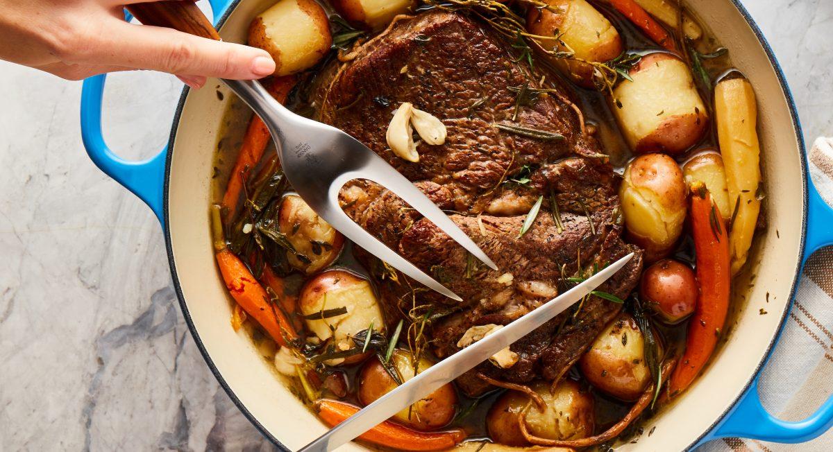 Chuck Roast Stew