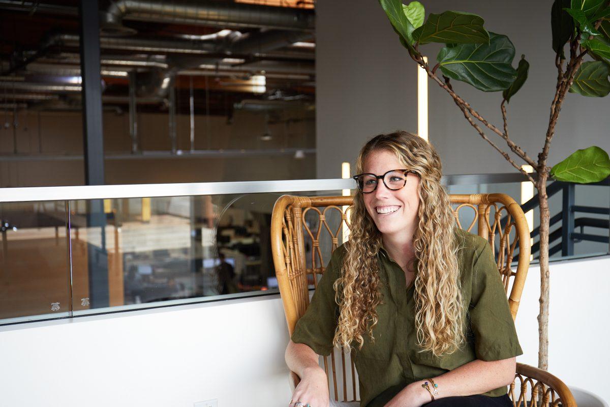 Startup Stories: Sylvia Hartley