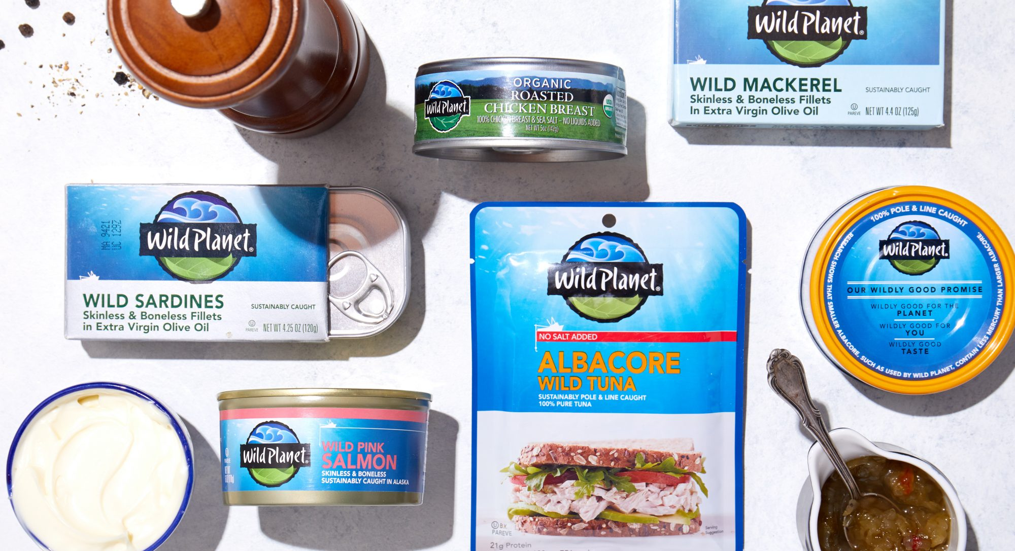 Dive In! All About Wild Planet's Sustainable Fishing Practices
