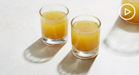 Fermented Turmeric Wellness Shot