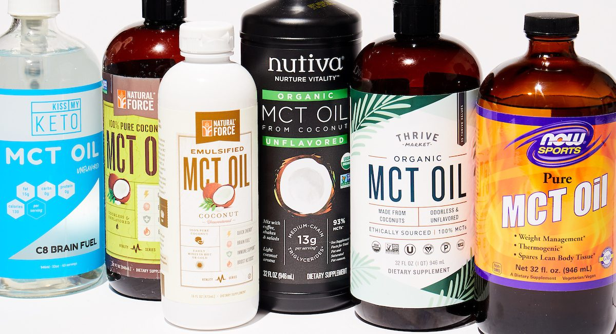 Coconut Oil vs. MCT Oil