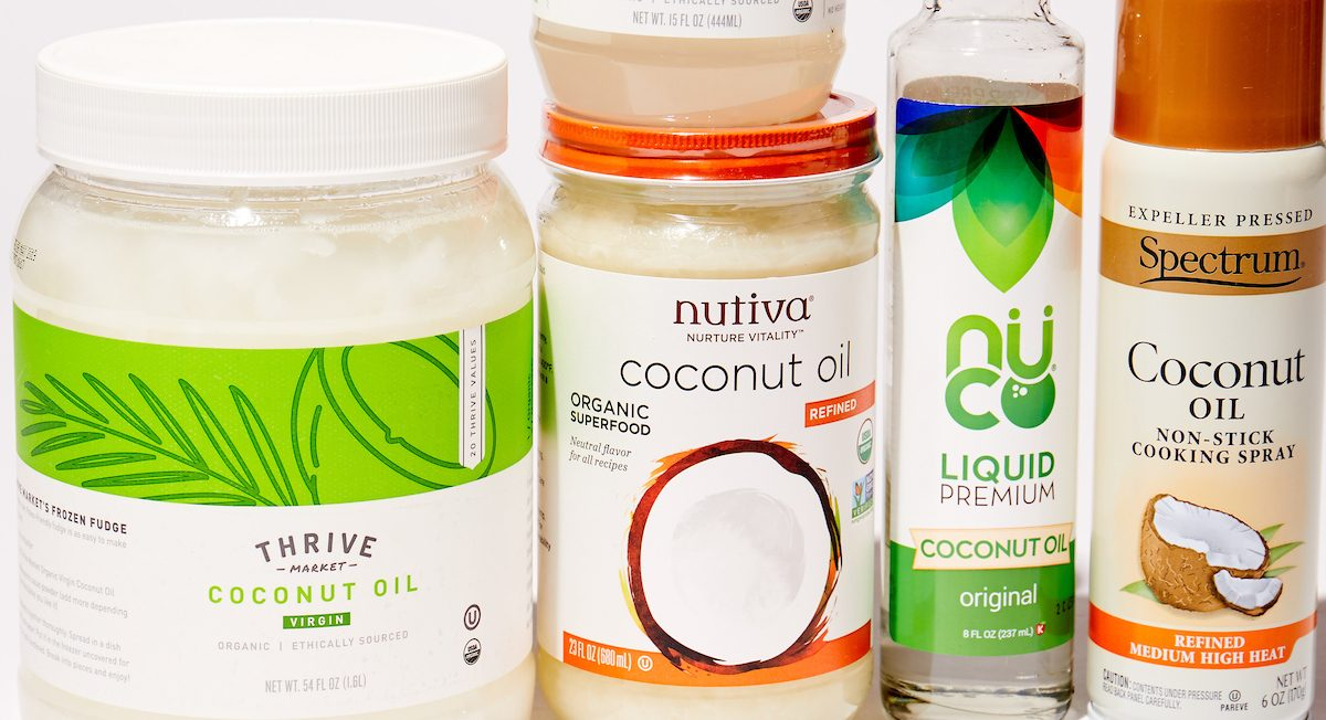 3 Benefits of Cooking With Coconut Oil