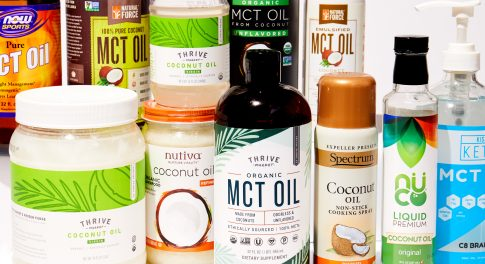MCT Oil vs. Coconut Oil