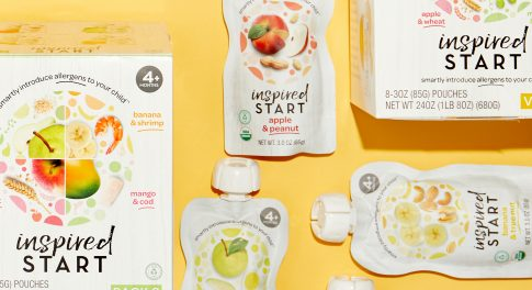 Baby Ready for Solid Foods? Inspired Start Wants to Help