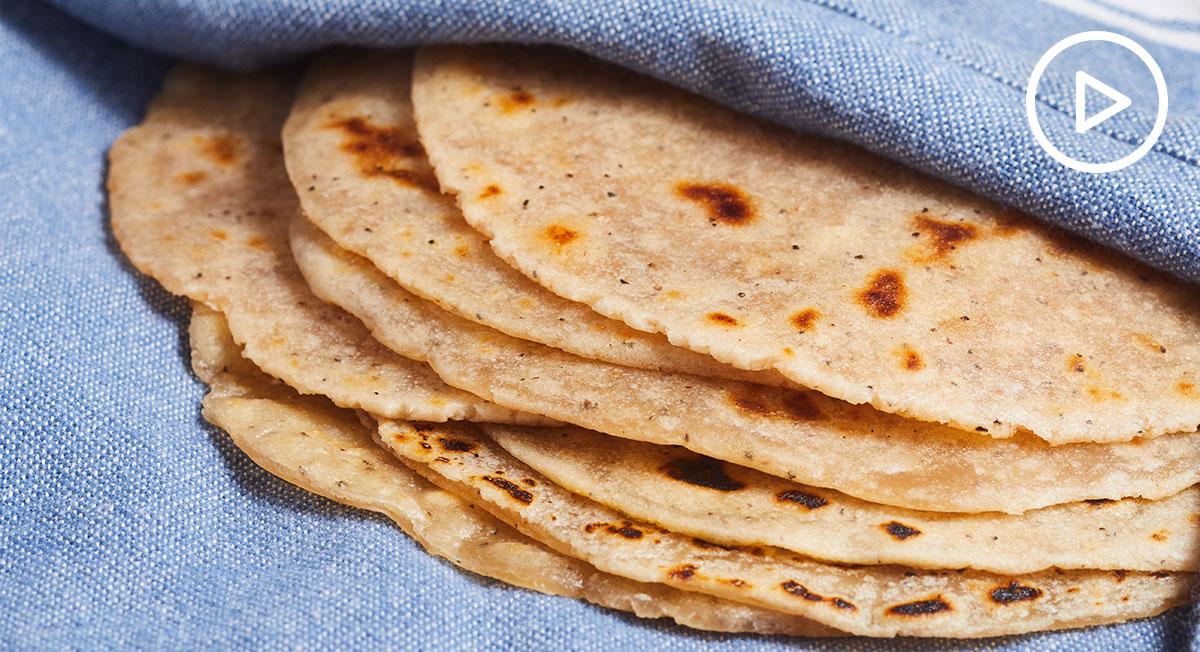 Cassava Flour Tortillas Recipe - Thrive Market