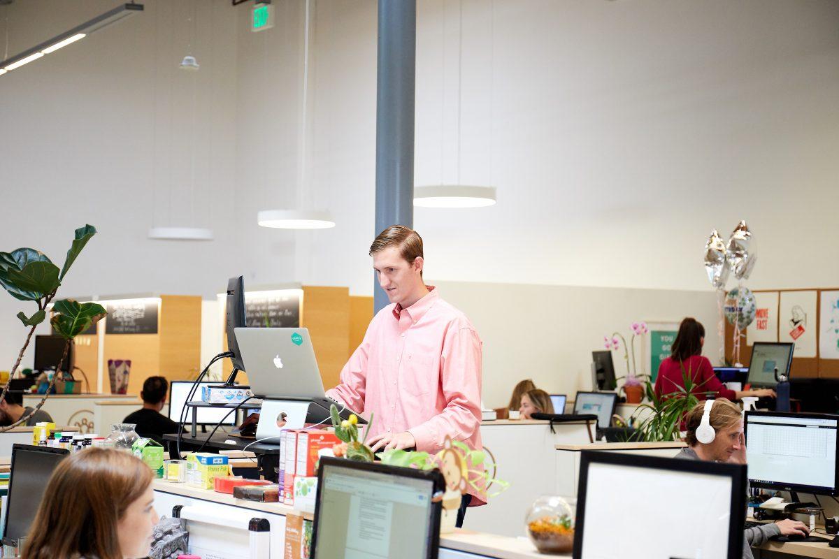 Startup Stories: Davis Brown
