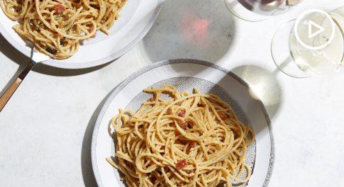 Perfect Carbonara Recipe