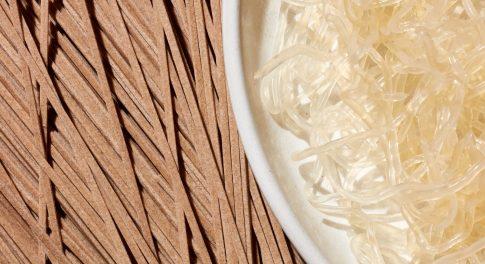 Kelp Noodles vs. Soba Noodles