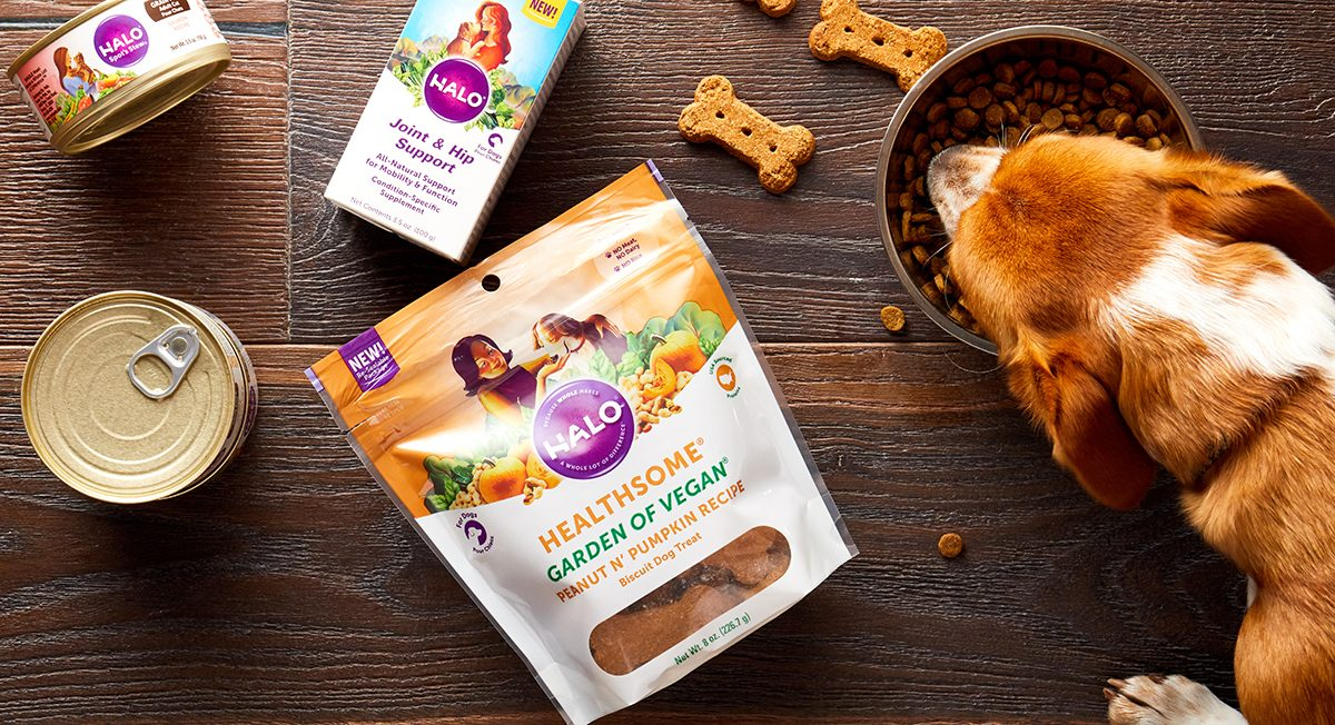 How Halo® Is Bringing Sustainable Agriculture to Pet Food