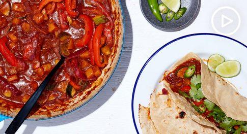 Spicy Taco Skillet Recipe