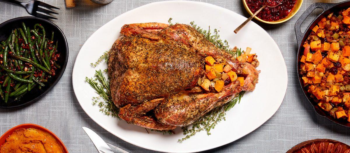 5 Easy Potluck Recipes for Thanksgiving