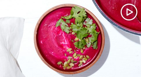 Camu and Beet Soup Recipe