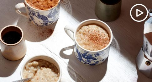 Cinnamon & Collagen Rice Pudding Recipe