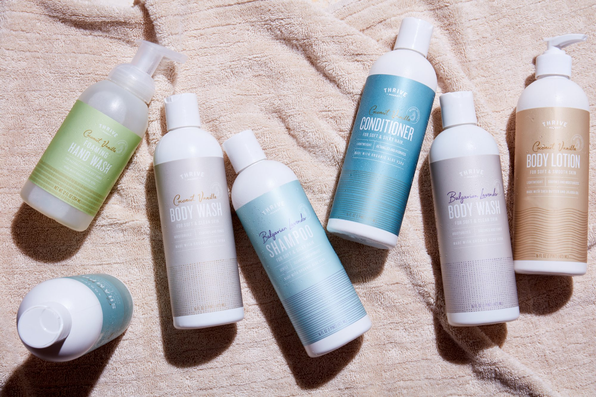 Lather Up With Thrive Market's New Body Care Line