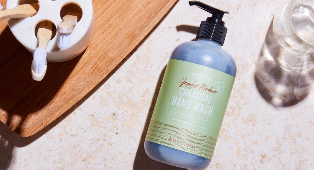 Charcoal Hand Wash