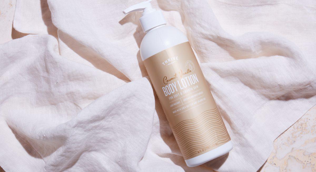 Coconut Vanilla Body Wash