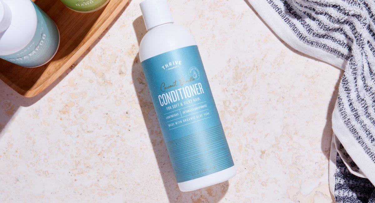 Coconut Vanilla Conditioner