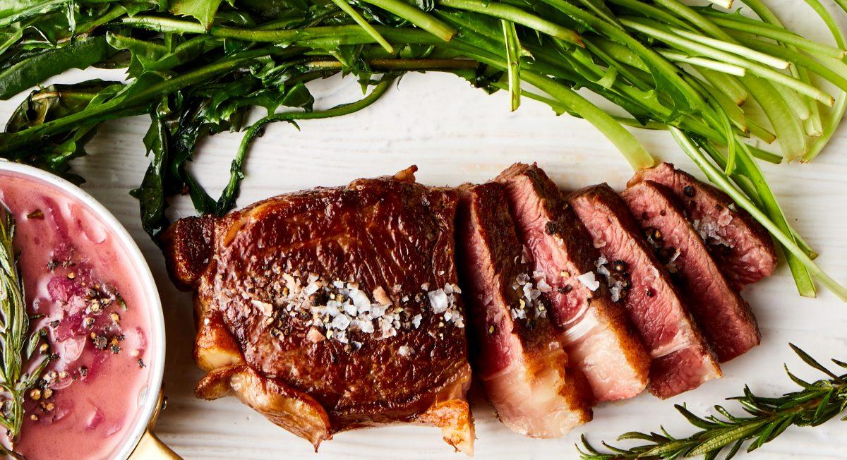 is skirt steak good for keto diet?