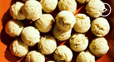 Brazilian Cheesy Bread Recipe
