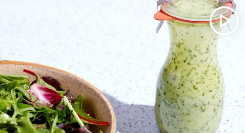 Gut Goddess Dressing Recipe