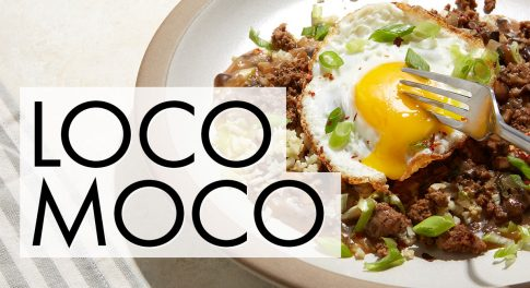 Keto and Whole30-Compliant Loco Moco Recipe
