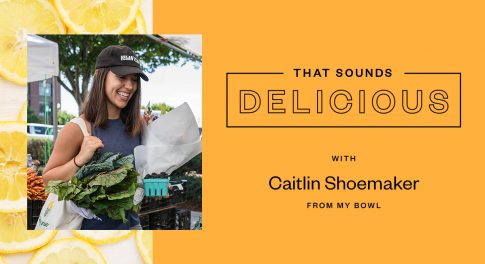 How to Go Vegan With Blogger Caitlin Shoemaker