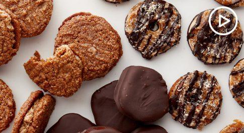Girl Scout Cookies 3 Ways
