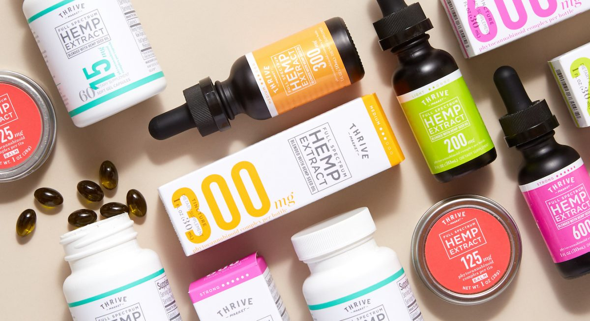 Hemp, Hemp, Hooray! Meet Our New Wellness Line
