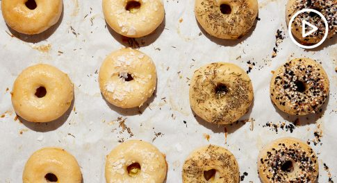 Mini-Bagels Recipe