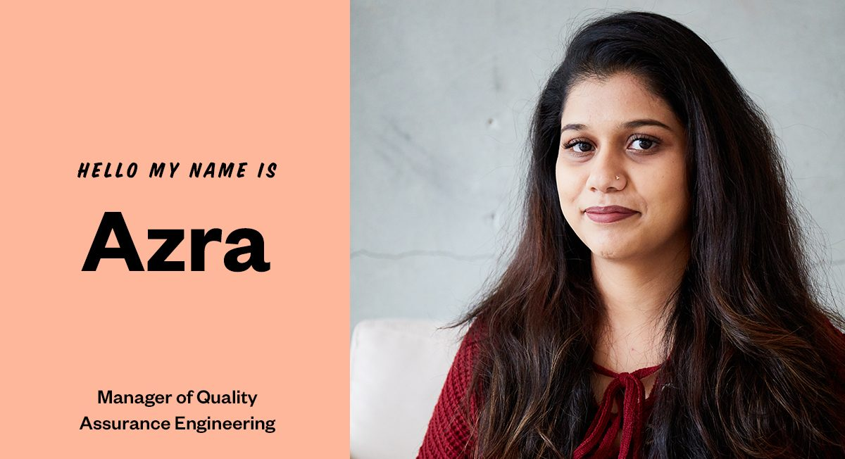 Startup Stories: Q&A With Thrive Market Manager of Quality Assurance Engineering Azra Fathima
