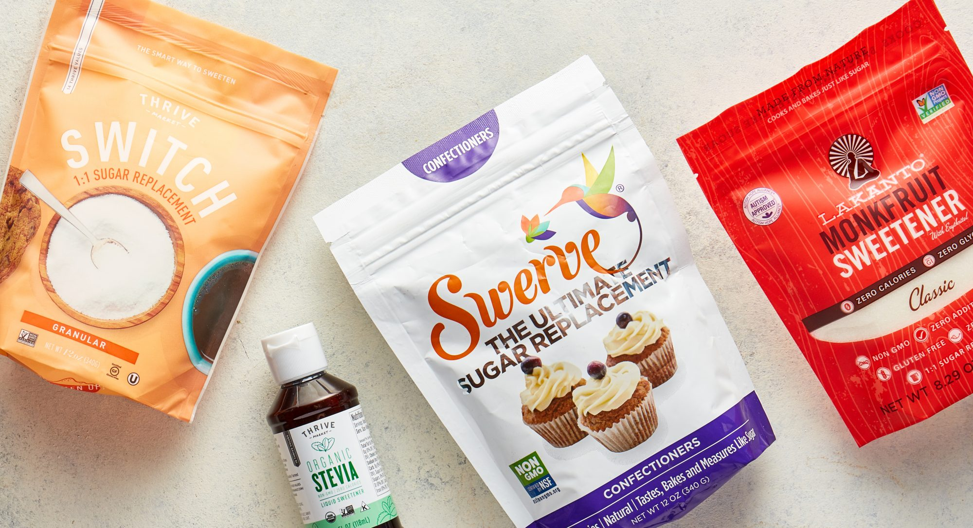Sugar Swap: 5 Healthy Alternatives to Cane Sugar